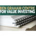 Ben Graham Centre's 1st European Value Investing Conference